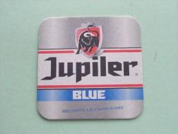 JUPILER BLUE ( Sous Bock / Coaster / Onderlegger ) Zie Foto´s Voor Detail ! - Beer Mats