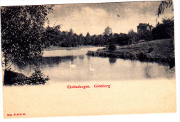 Slottsskogen Goeteborg - Schweden