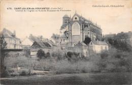 ¤¤   -  479   -   SAINT-JULIEN-de-VOUVANTES   -  Chevet De L'Eglise   -  ¤¤ - Saint Julien De Vouvantes