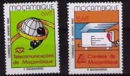 MOZAMBIQUE Post Et Telecommunications - Mozambique