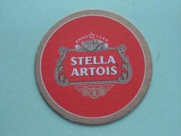 STELLA ARTOIS Anno 1366 ( Sous Bock / Coaster / Onderlegger ) Zie Foto´s Voor Detail ! - Sous-bocks