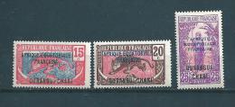 France Colonie Timbre  D´Oubangui De 1924/25   N°49 A 51  Neufs - Unused Stamps