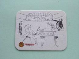 PRIMUS Haacht Pils Gentse Feesten 1986 ( Sous Bock / Coaster / Onderlegger ) Zie Foto´s Voor Detail ! - Beer Mats