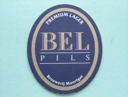 BEL Pils Brouwerij Moortgat ( Sous Bock / Coaster / Onderlegger ) Zie Foto´s Voor Detail ! - Beer Mats