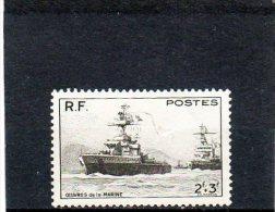 FRANCE    2,00 F + 3,00 F    1946    Y&T: 752    Neuf Avec Charnière - Francia