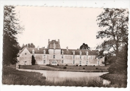 CPSM 22 Cotes Du Nord TRIGAVOU PRESLIN Le Bois De La Motte Chateau Monument Historique 1952 - France