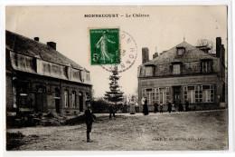 """ HONNECOURT - Le Chateau "" - Marcoing"
