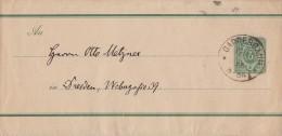 DR Streifenband Minr.S6 K1 Gadderbaum 19.11.88 - Deutschland