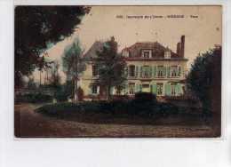 NIHERNE - Vaux - Château - Très Bon état - France