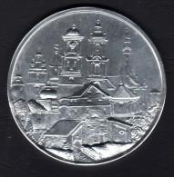 USSR / Aluminium Medal Ø70 Mm  / Kamenet, 30 G - Other