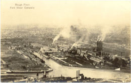 CPA - Etats Unis - Rouge Plant - Ford Motor Company - Etats-Unis
