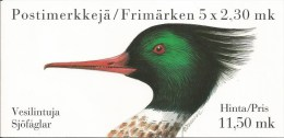 Finlande - Carnet C 1189 N - Canards Sauvages - Canards
