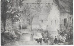 SAULX LES CHARTREUX - Moulin En 1820 - France