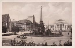 == Leipzig Messe  Mercedes Cabrio Handelshof SST 1941 - Leipzig