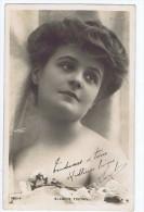 Blanche Toutain , Artiste 1900 ,  Photo Reutlinger , Sip 155/14 - Entertainers