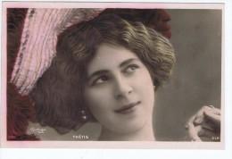 Thétis, Artiste 1900 ,  Photo Reutlinger , Sip 1257 - Entertainers