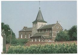 Sainte-Marie-Geest : L'église - Jodoigne