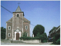 Jodoigne-Souveraine : L'église - Jodoigne