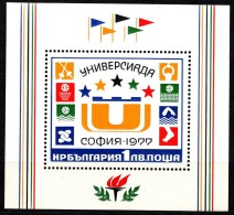 Bulgaria 1977 Mi#Block 72 Mint Never Hinged - Bulgaria