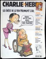 CHARLIE HEBDO N� 771 - du 28/03/2007 - id�es des le pen / proc�s des caricatures victoire pour charlie hebdo
