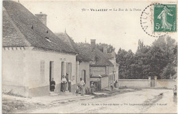 VILLACERF - La Rue De La Poste - France