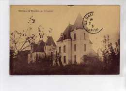 Château De Terrière Par Saint Gaultier - Très Bon état - France