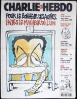 CHARLIE HEBDO N� 776 - du 02/05/2007 - Election pr�sidentielle : sarkozy royal bayrou / ch�mage statistiques et mensonge