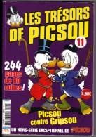 LES TRESORS DE PICSOU N° 11 - Picsou Magazine