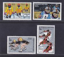 HAUTE-VOLTA N°  513 à 516 ** MNH Neufs Sans Charnière, TB - Obervolta (1958-1984)