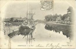 ABBEVILLE - Le Port              -- ND 17 - Abbeville