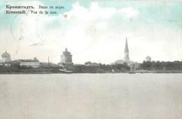 Germany Kronstadt Vue De La Mer. - Böhmen Und Mähren