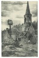 125 - Ruines De La Chapelle De Pont - Christ. Près Landerneau (Finistère) - Landerneau