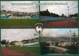 AK Stadion Postkarte Estadio Dos Barreiros Funchal CS Maritimo Stadium Postcard Stade Sportplatz Portugal Stadio Estadio - Madeira