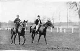 CHEVAL - Pferde