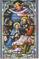 Adoration Des Bergers. (Voir Commentaires) - Pinturas, Vidrieras Y Estatuas