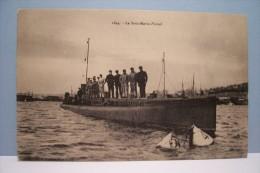 -  Le Sous-Marin Fresnel - Sous-marins