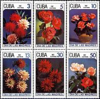 CUBA 1987, FLORA, FLOWERS, COMPLETE MNH SET, GOOD QUALITY, *** - Nuovi