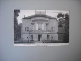 HAUTS DE SEINE BAS MEUDON G. LAUMET 1 RUE DE LA GARE 13 RUE DE VAUGIRARD VILLA LA MOSKOWA - Meudon