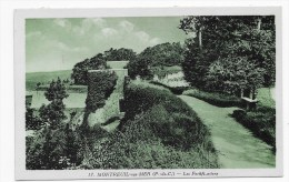 MONTREUIL SUR MER - N° 17 - LES FORTIFICATIONS - FORMAT CPA - Montreuil