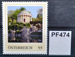 Pf474 Schlosspark Esterhazy Eisenstadt, Park, Garten, Garden, Jadin, AT 2010 ** - Private Stamps