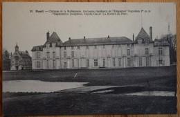 92 : Rueil - Château De Malmaison - Façade Ouest - La Rivière Du Parc - (n°3505) - Rueil Malmaison