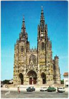 L'Epine: PEUGEOT 304, CITROËN AMI BREAK, RENAULT 12, OPEL KADETT-B - Basilique ND De L'Epine (Marne, F) - Voitures De Tourisme