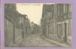 Dépt 78  - VERNOUILLET - Rue De Mantes - Reproduction - Vernouillet