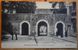 62 : Boulogne-sur-Mer - La Porte Des Dunes - Animée - (n°3511) - Boulogne Sur Mer