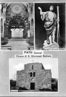 Patù (Lecce). Chiesa Di S. Giovanni Battista - Chiese E Conventi