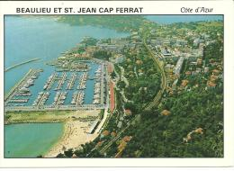 43071   Beaulieu  Et St Jean Cap Ferrat  Vue Generale - Beaulieu-sur-Mer