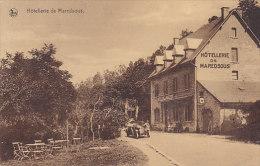Hôtellerie De Maredsous St Gérard (animée, Pompe à Essence, Oldtimer) - Anhée
