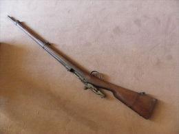 fusil Gras mod�le 1874 modifier chasse BE