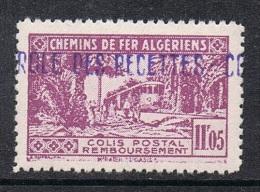 ALGERIE COLIS POSTAL N°93 N** - Algérie (1924-1962)