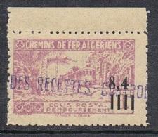 ALGERIE COLIS POSTAL N°138 N** - Algérie (1924-1962)